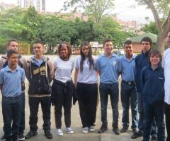Nuestros estudiantes sobresalen en las Olimpiadas de Matemáticas