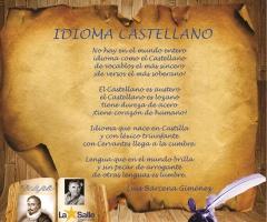 23 de abril, Día del Idioma Castellano