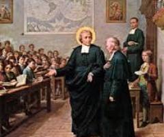 Vida y obra San Juan Bautista De La Salle