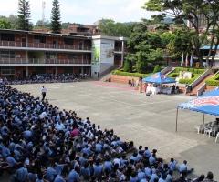 Eucaristía de Reconocimiento por los 80 años del Colegio La Salle Bello